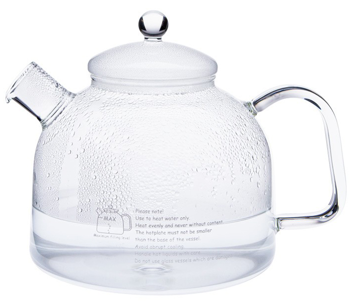 German Glass Stove Top Kettles