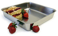 Stainless Steel Cakepan
