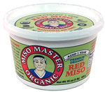 Miso Master Organic Red  Miso
