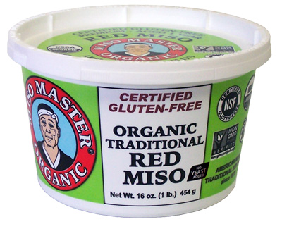 Miso Master Traditional Red Miso