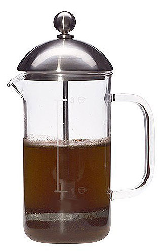 German Glass Coffee Press 12 oz