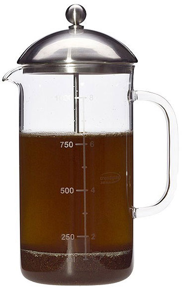 German Glass Coffee Press 32 oz